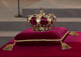 Kroon van het koninkrijk der Nederlanden (CC0 - Ministerie van Defensie/Gerben van Es)