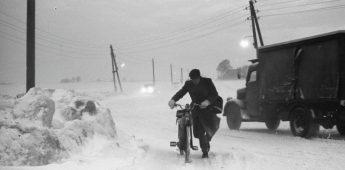 18 januari 1963 een van de koudste dagen uit Nederlandse geschiedenis