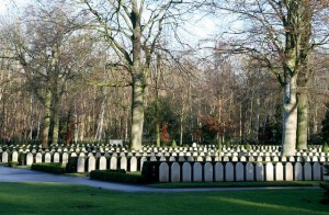 Militaire begraafplaats op de Grebbeberg – Foto: CC/Niels Bosboom