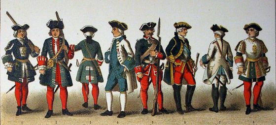 Het uniform in de mode (deel II) | Historiek