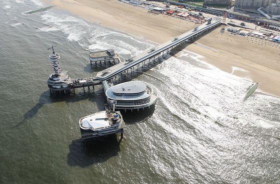 Pier van Scheveningen – Foto: Rijkswaterstaat / Joop van Houdt