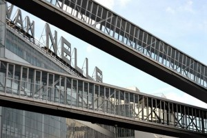 Exterieur de Van Nelle Fabriek in Rotterdam - cc