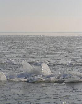 Citaten Zee : Ze liepen over hun zee van ijs