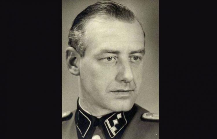 Albert Konrad Gemmeker (1904-1982) - Commandant van Westerbork