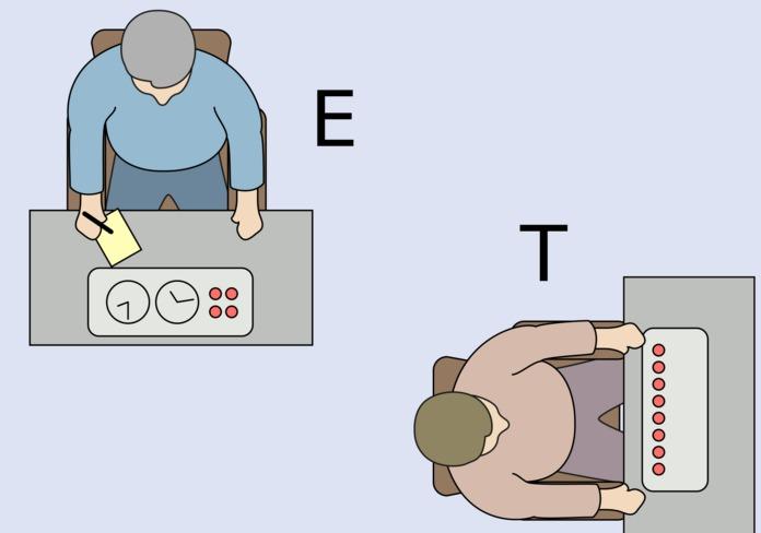 Milgram test