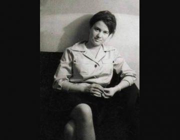 Ulrike Meinhof rond 1964