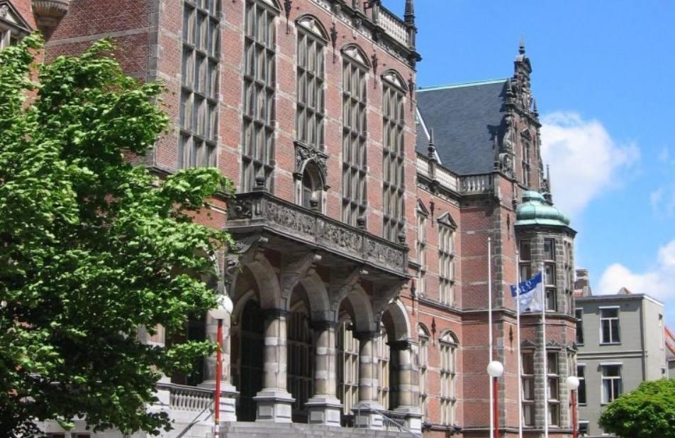 Academiegebouw van de Rijksuniversiteit Groningen – Foto: CC/Fruggo