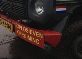 Explosieven Opruimingsdienst Defensie (EODD)