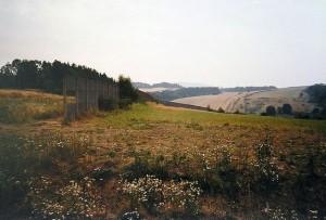Restant van het IJzeren Gordijn bij Witzenhausen-Heiligenstadt - Foto: CC