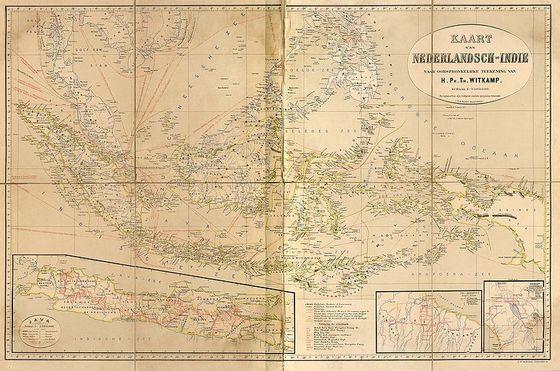 Nederlands-Indië in 1893