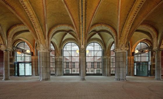 Rijksmuseum Passage, 2012 – Foto: Pedro Pegenaute