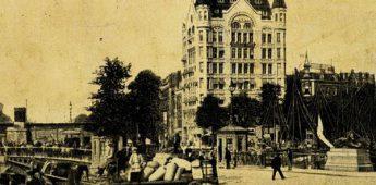 Rotterdam als 'Spionnennest' (1914-1918)