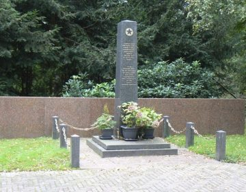 Monument op het ereveld in Leusden (Publiek Domein - Gerardus)