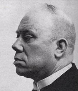 Gerrit Hendrik Kersten, een oprichter van de SGP
