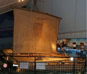 De Kon-Tiki in een museum in Oslo – Foto: CC