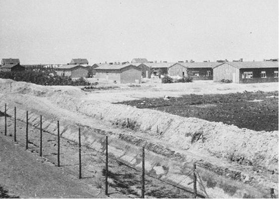 Kamp Westerbork tijdens de oorlogsjaren
