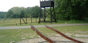 Concentratiekampen in Nederland tijdens de Tweede Wereldoorlog
