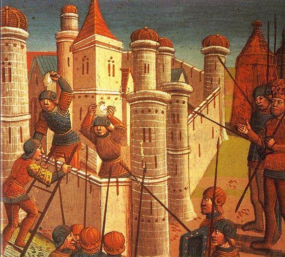 Belegering van Constantinopel, 1453