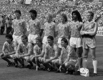 Nederland tijdens het EK van 1988 (CC0 - Nationaal Archief - wiki)