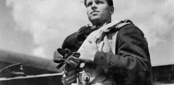 Guy Gibson, icoon van Bomber Command