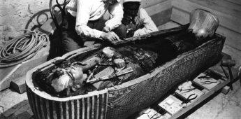 Howard Carter (1874-1939) – Ontdekker graf Toetanchamo