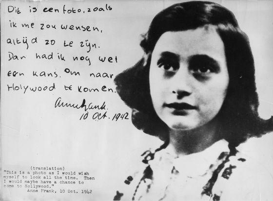 nieuwe biografie van anne frank - Anne Frank Lebenslauf