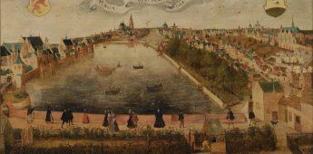 De Hofvijver, een historisch topstuk