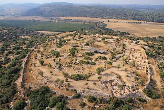 Khirbet Qeiyafa – Foto: Israel Antiquities Authority