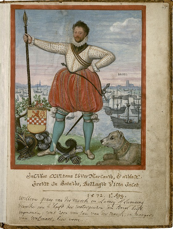 Willem van der Marck, heer van Lumey - 1560-1580, Nationaal Archief