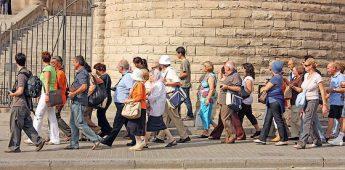 Toeristen, dat zijn de anderen