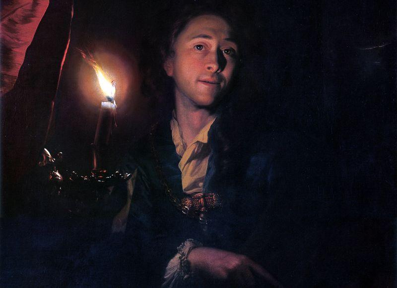 Godfried Schalcken, zelfportret
