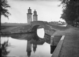 Loosduinseweg, ter hoogte van huis Rustenburg (Rijksdienst voor het Cultureel Erfgoed, 1921)