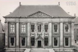 Mauritshuis in 1936
