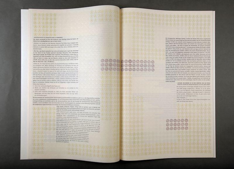 Veronika Schäpers, Sichere Anleitung zum Bestehen jeder Universitätsaufnahmeprüfung im Fach Japanisch, 2003