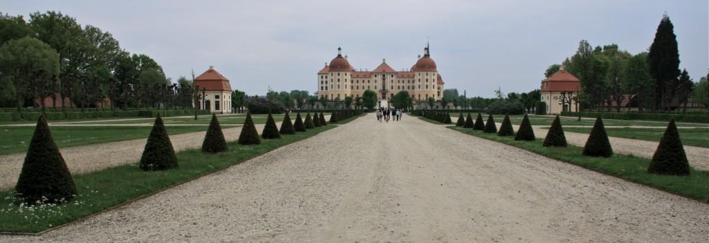 Schloß Moritzburg (Foto: Y. van der Deijl)