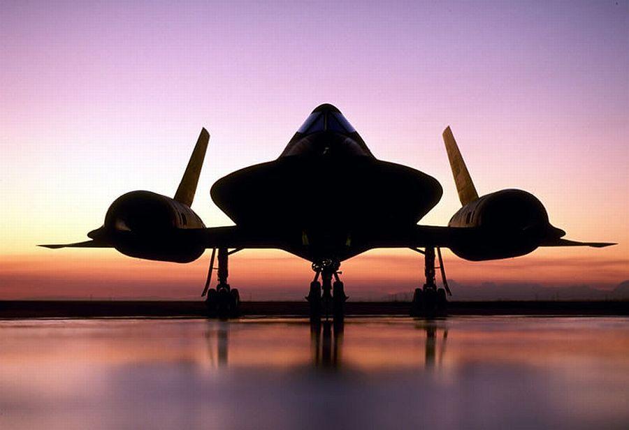 SR-71 Blackbird - Foto: Lockheed-Martin