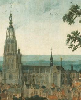 Grote Kerk, uitsnede