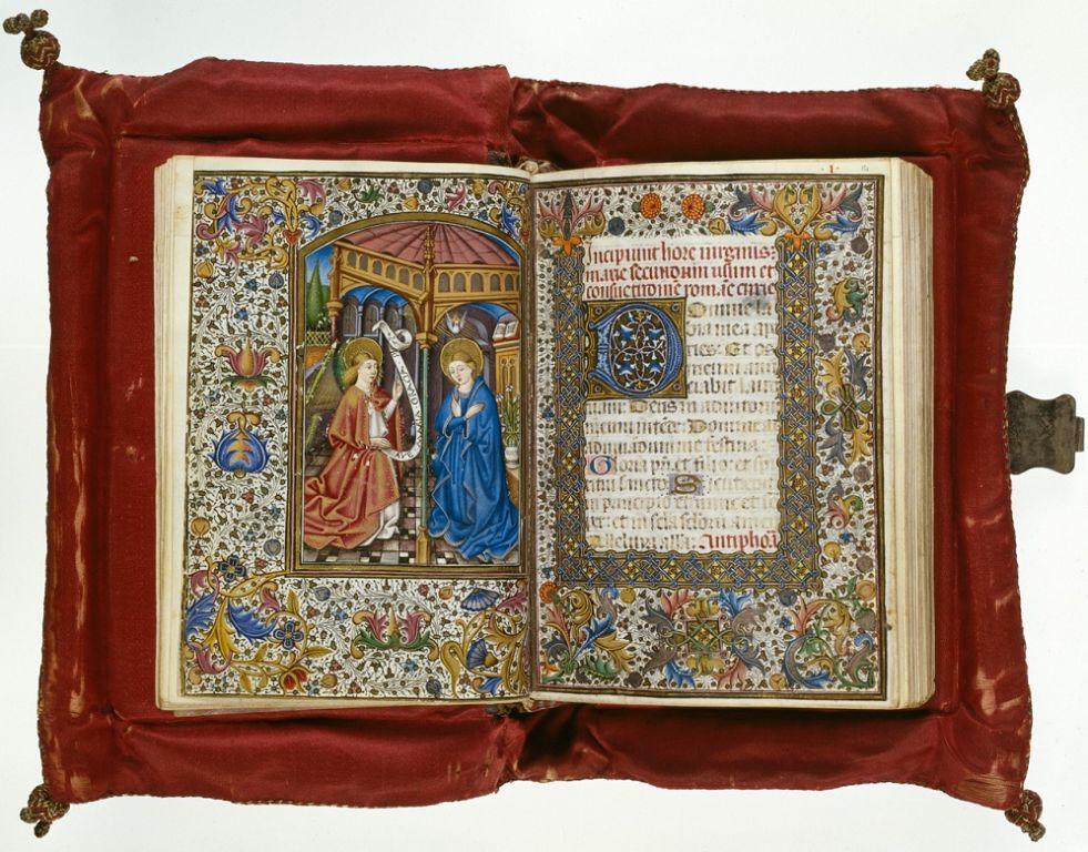 Chemiseband, ca. 1460 - Koninklijke Bibliotheek