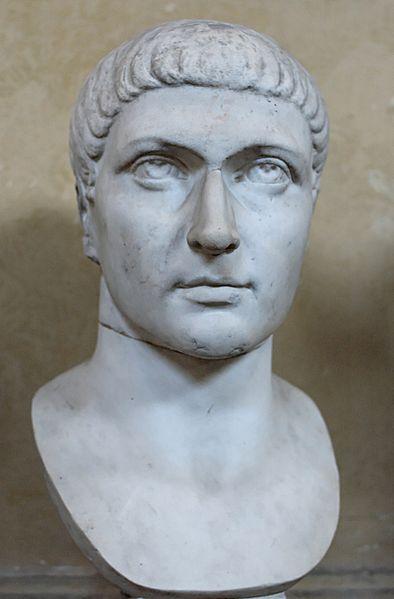 Constantijn de Grote (Publiek Domein - wiki)