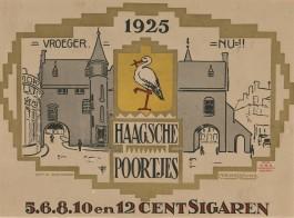 Affiche Haagsche Poortjes
