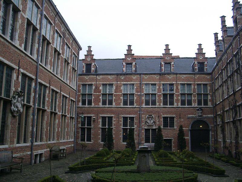lantin-Moretusmuseum in Antwerpen - Bron: cc/Klaus Graf