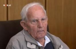 Siert Bruins tijdens de eerste zittingsdag - Still NOS-video