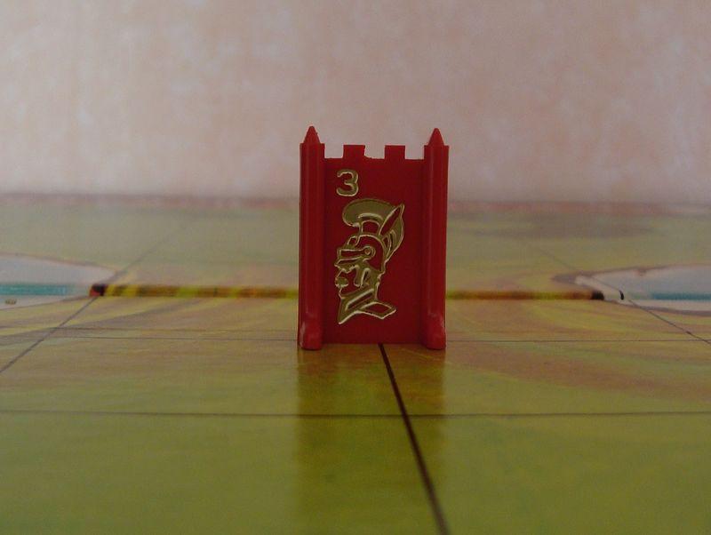 De kolonel in het spel Stratego - Foto: Edwin Ruis