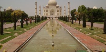 De Taj Mahal, een bijzonder islamitisch mausoleum