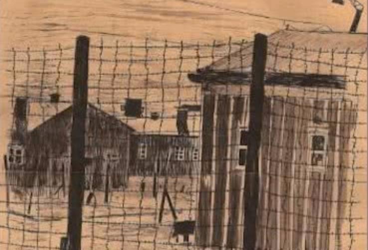 Fullen, oorlogsrelaas van een Emslandkamp-gevangene