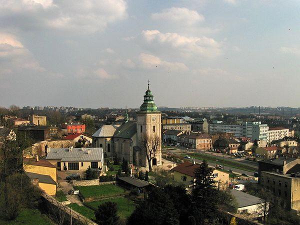 Bedzin, een kleine stad bij Auschwitz - Foto: CC / Bastet78