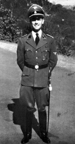 Erich Priebke (Publiek Domein - wiki)