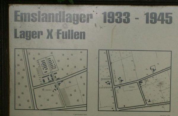 Emslandlager Fullen - Foto: Wiki