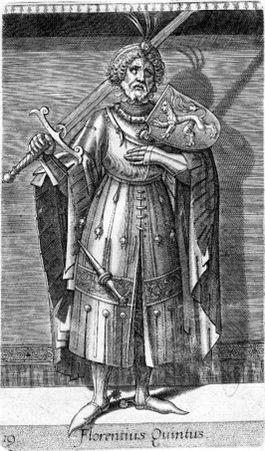 Floris V van Holland