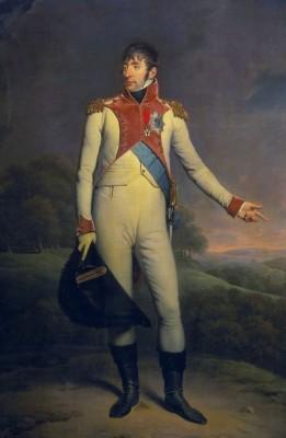 Lodewijk Napoleon, koning van Holland - Charles Howard Hodges